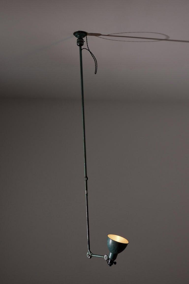 Mid-Century Modern Model No. 302 by Bernard Albin Gras for Gras Ravel For Sale