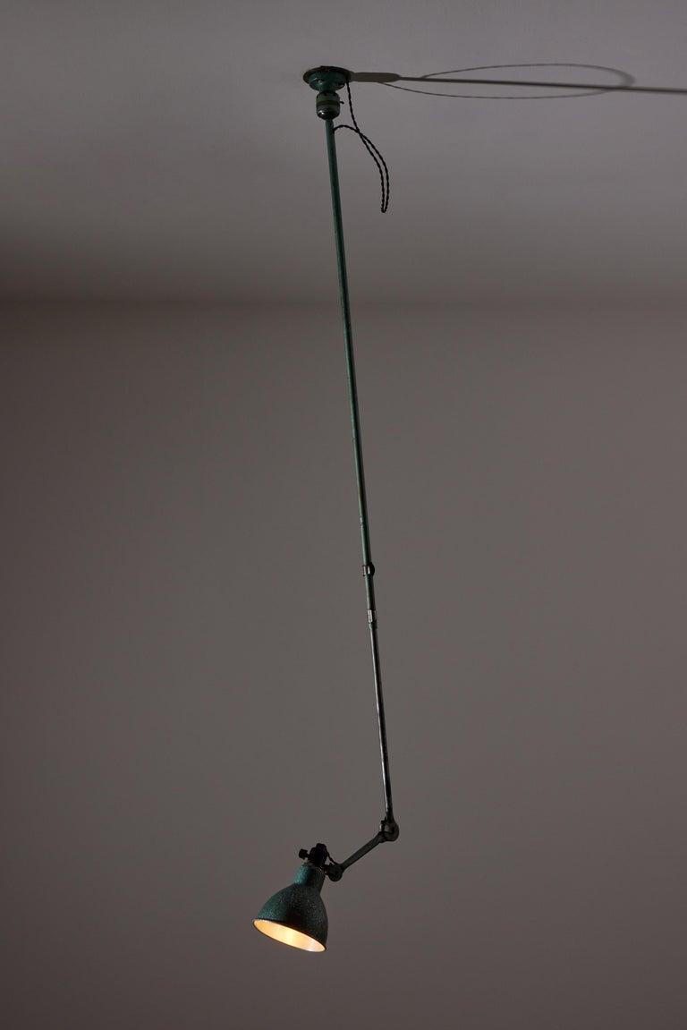 French Model No. 302 by Bernard Albin Gras for Gras Ravel For Sale
