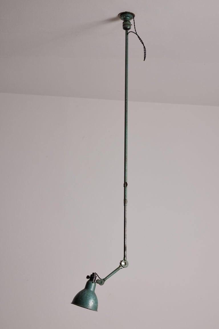 Model No. 302 by Bernard Albin Gras for Gras Ravel For Sale 1