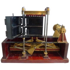 Model of a Baling Machine by Roberts Liverpool, England