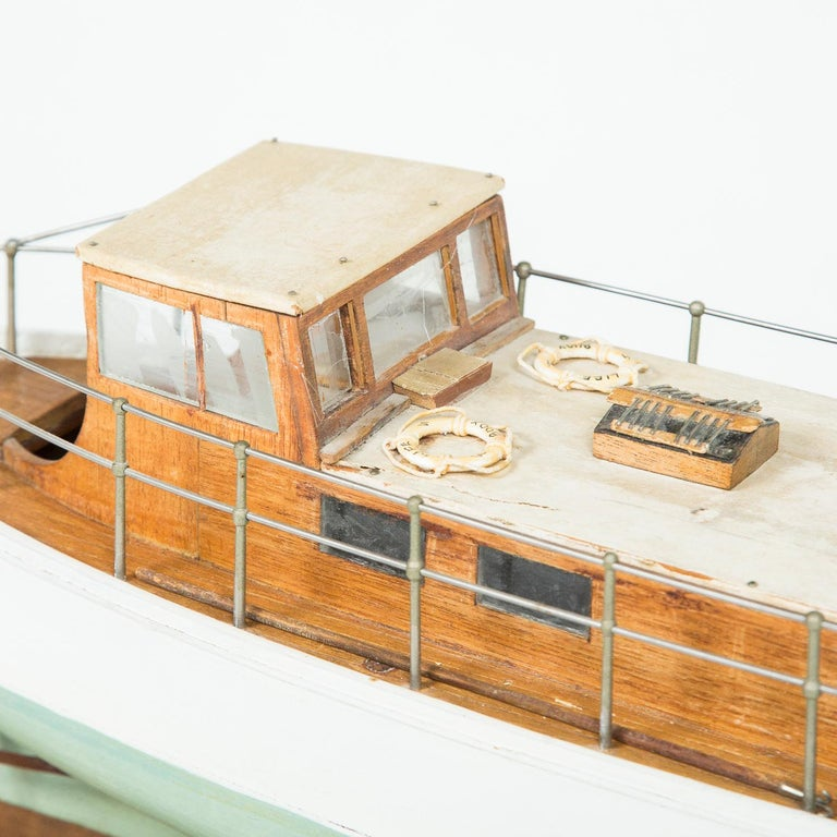 Model of a ship, made by F W Murray. For Sale 4
