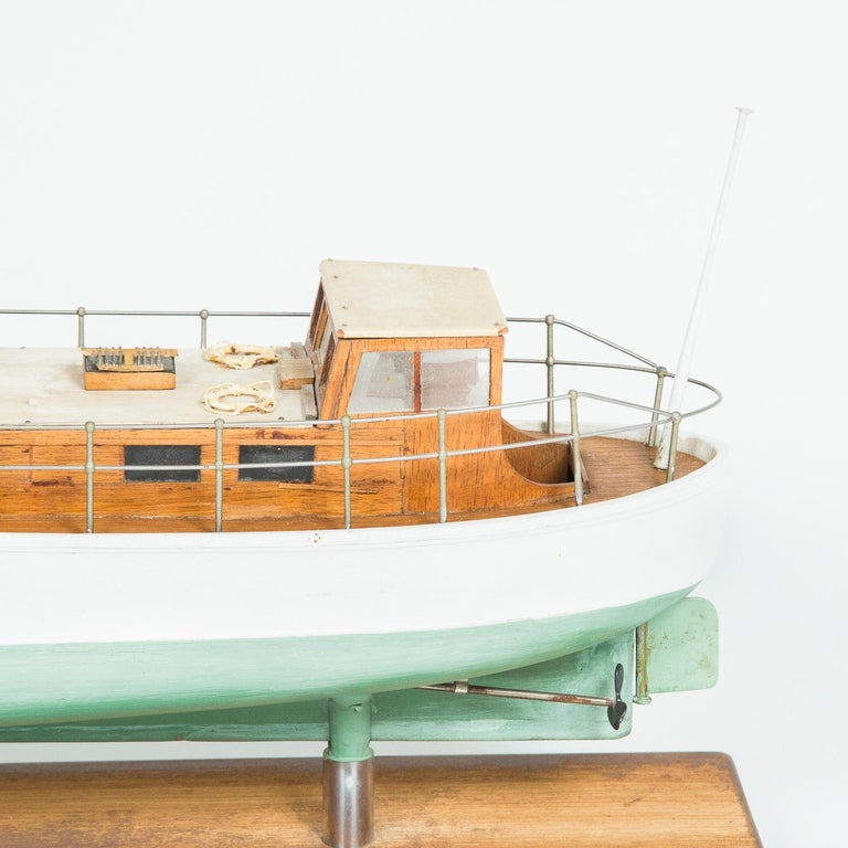 Model of a ship, made by F W Murray. For Sale 5