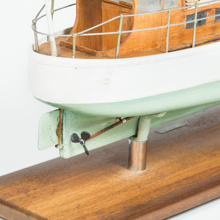 Model of a ship, made by F W Murray. For Sale 6