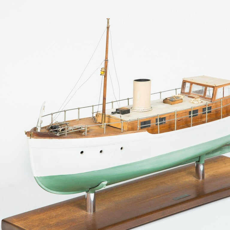 Model of a ship, made by F W Murray. For Sale 1