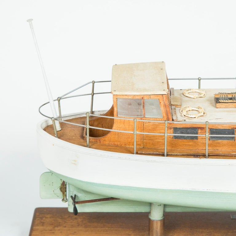 Model of a ship, made by F W Murray. For Sale 3