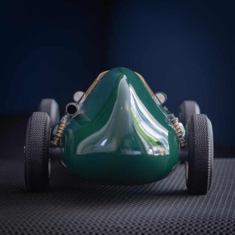 Model of the Formula One Vanwall Racing Car For Sale 2