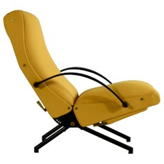 Model P40 Lounge Chair by Osvaldo Borsani for Tecno, 1954