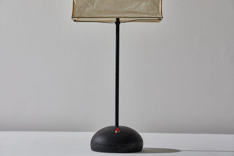 Model UF4-L5 Floor Lamp by Isamu Noguchi for Akari For Sale 4