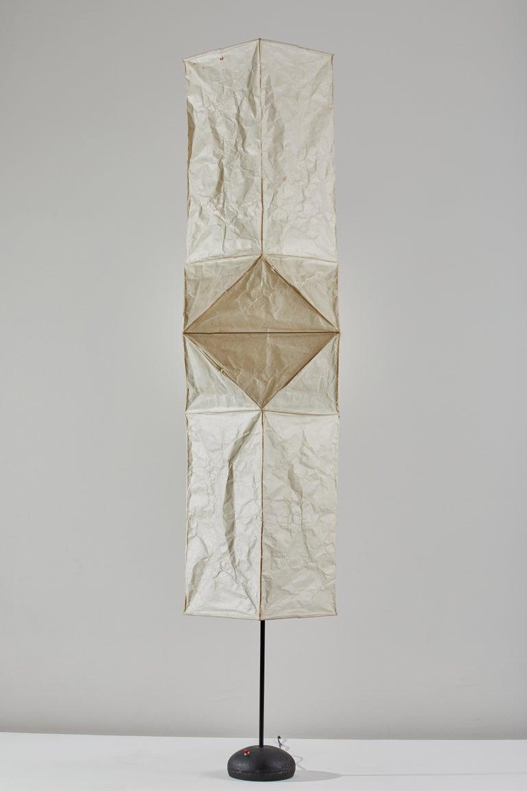 Model UF4-L5 Floor Lamp by Isamu Noguchi for Akari For Sale 6