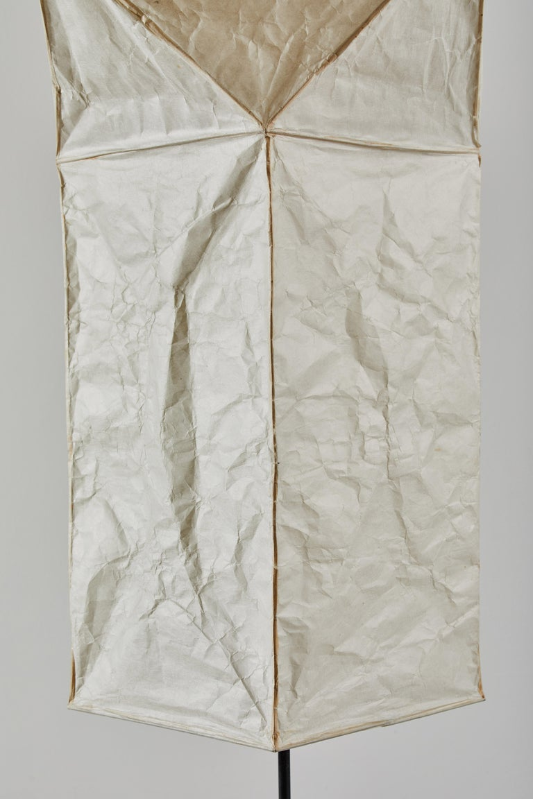 Model UF4-L5 Floor Lamp by Isamu Noguchi for Akari For Sale 8