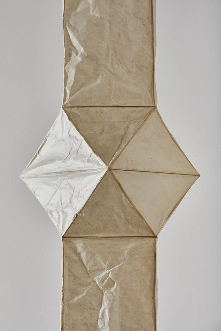Model UF4-L5 Floor Lamp by Isamu Noguchi for Akari For Sale 2