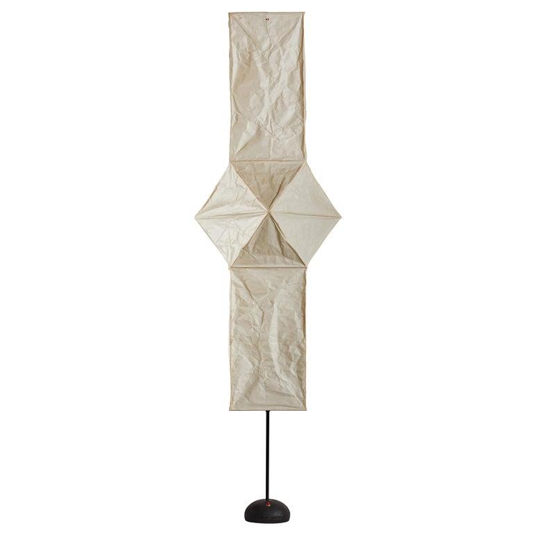 Model UF4-L5 Floor Lamp by Isamu Noguchi for Akari For Sale