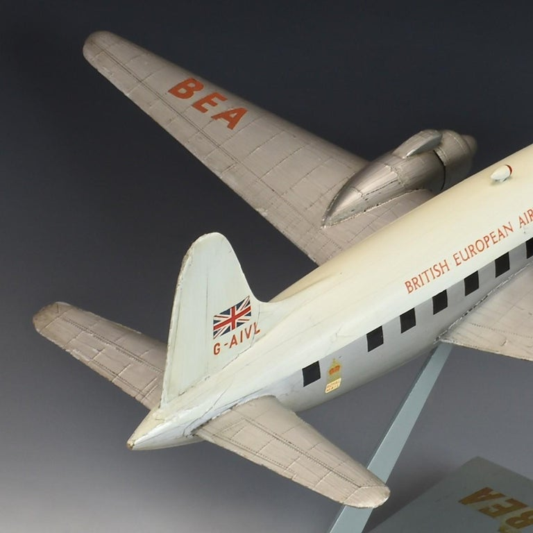 Model 'Vickers Viking' Aircraft, circa 1950 For Sale 1