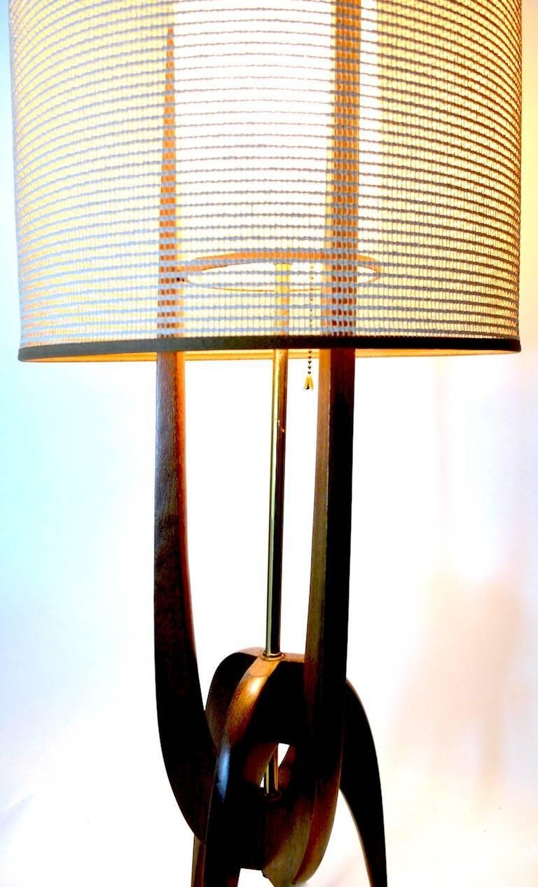 Modeline Lamp by Pearsall For Sale 1