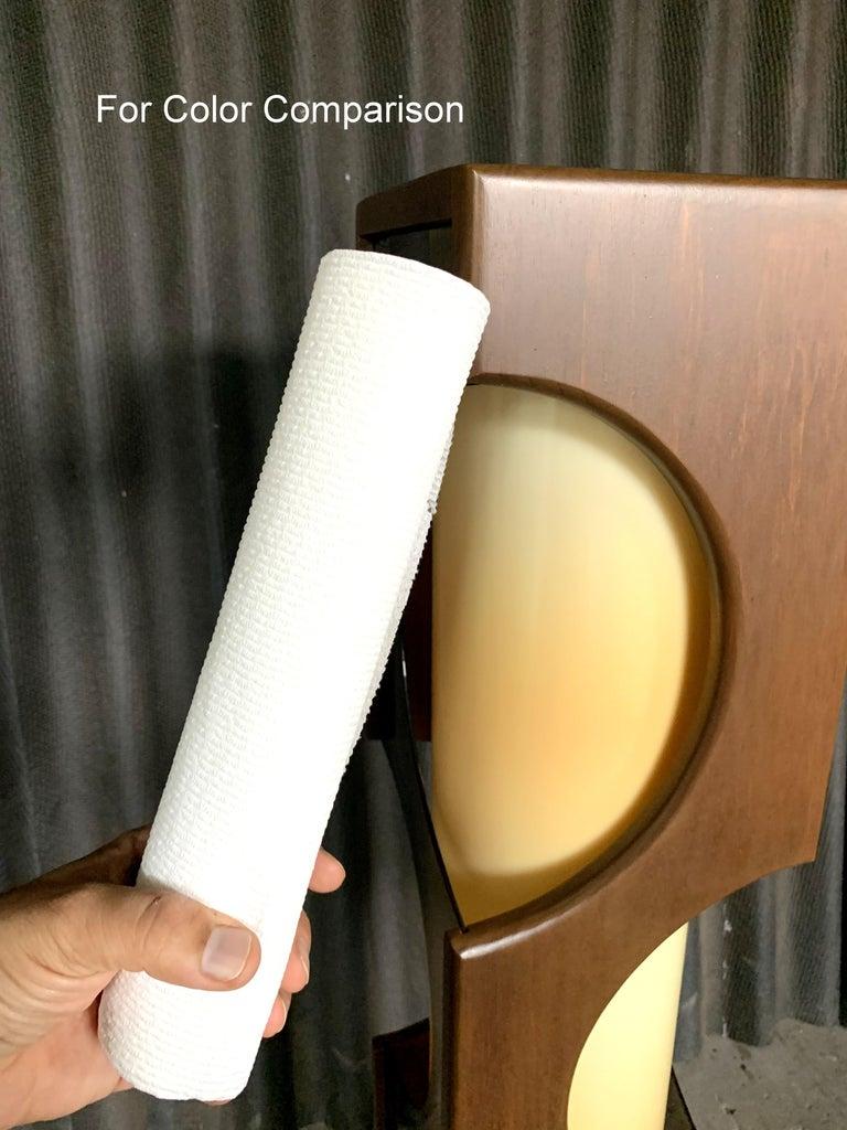 Modeline Monumental Mid-Century Modern Lucite Lamps For Sale 6