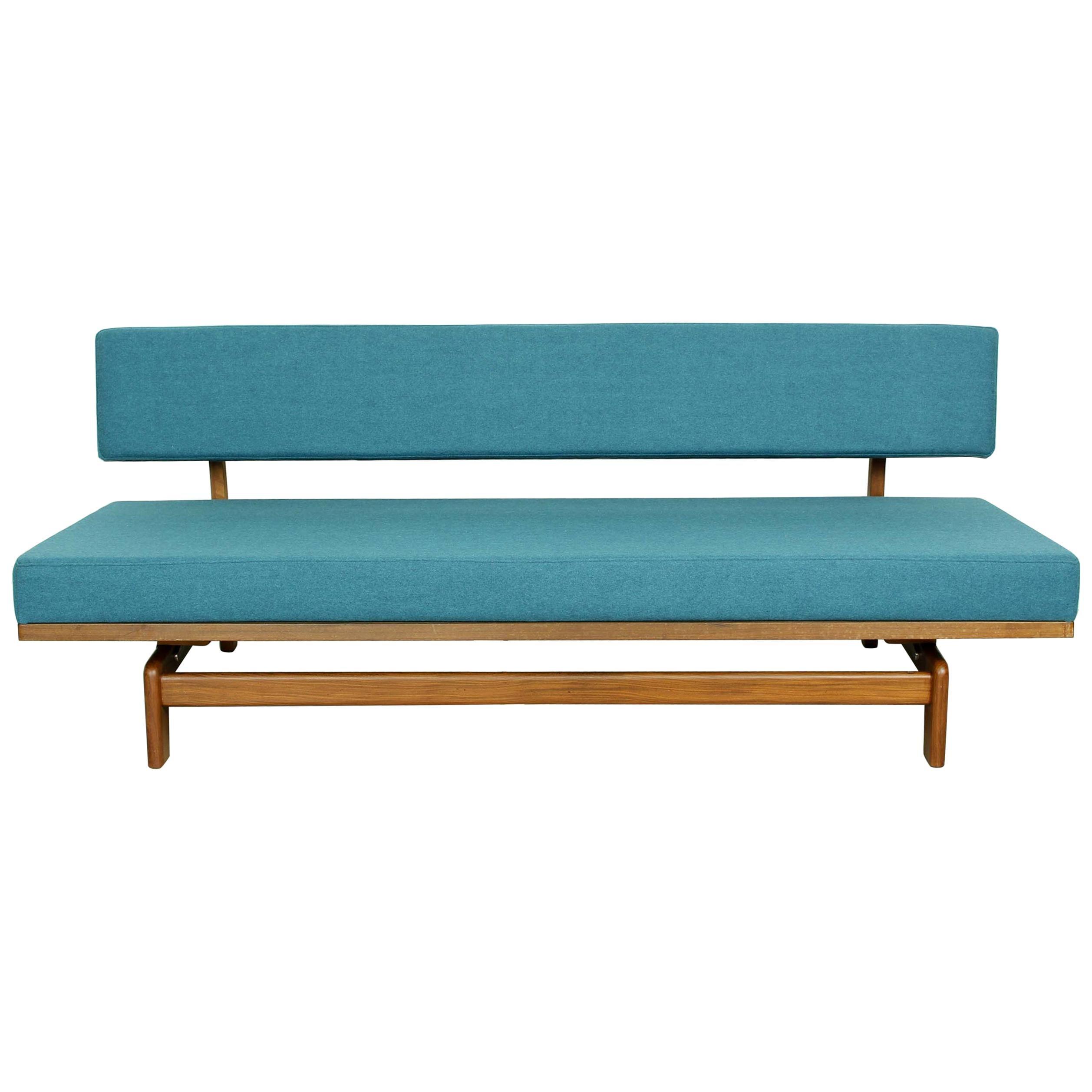 Modell 470 Teak Sofa by Hans Bellmann for Wilkhahn, 1960s