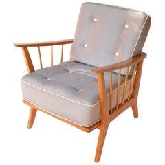 Modenist Designer Vintage Armchair, 1960s