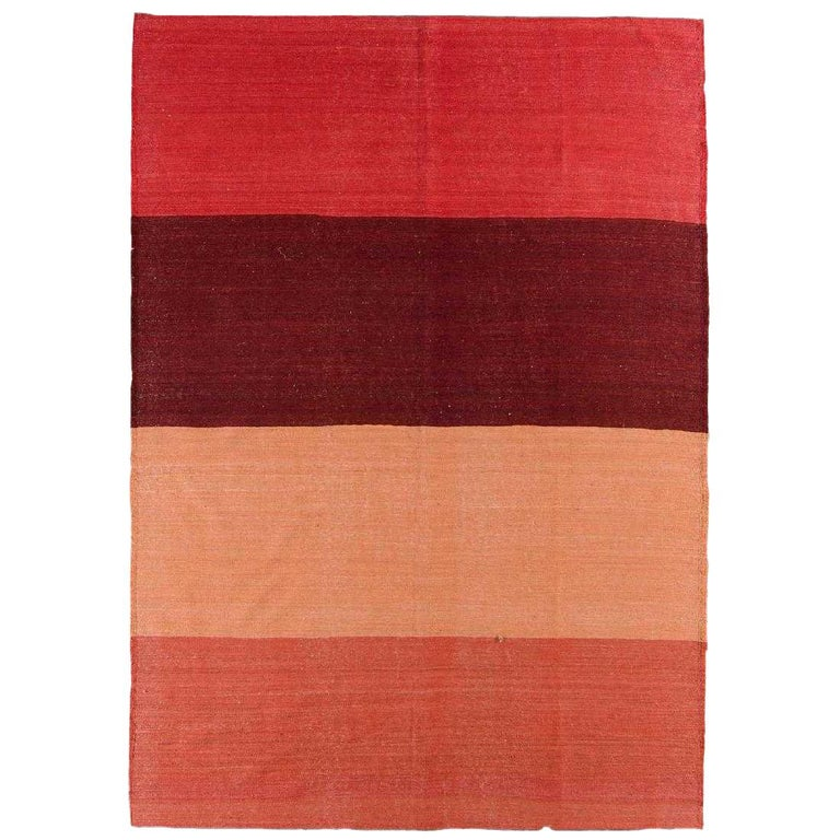Modern Afghan Kilim Rug For Sale