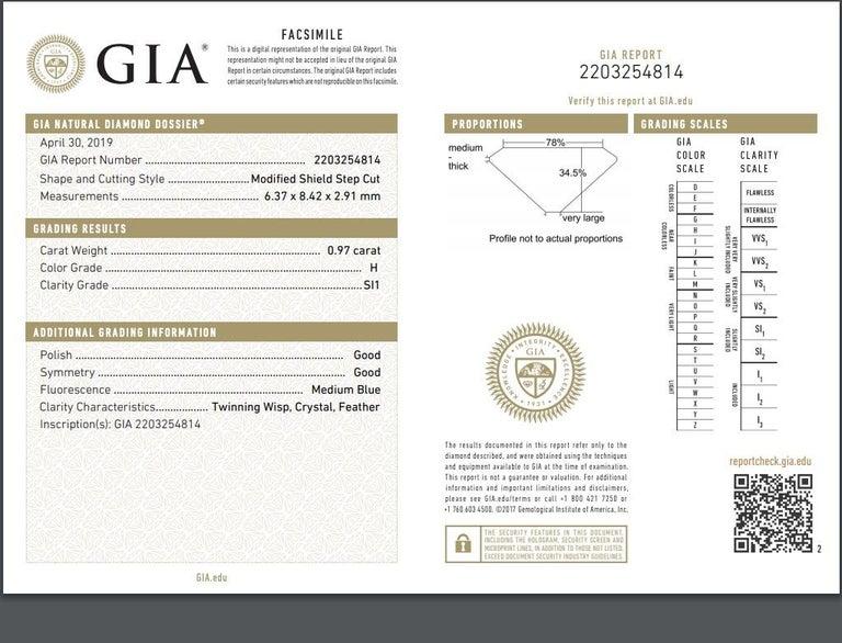 Modern AGL 10.03 Carat Colombian Emerald Diamond 18 Karat Gold Platinum Ring For Sale 2