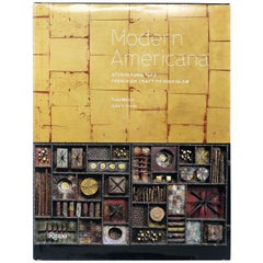 Modern Americana Studio Furniture book by Todd Merrill and Julie Iovine