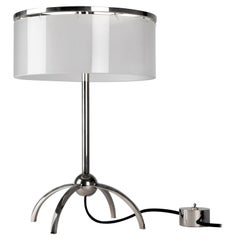 Modern and Minimal Minerva Table Lamp Designed by RAMSA for Remains Lighting