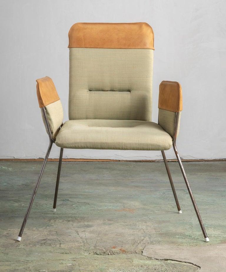 American Modern Armchair, America, 20th Century For Sale