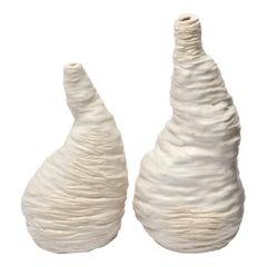 Modern Art Pottery Stalagmite Vases