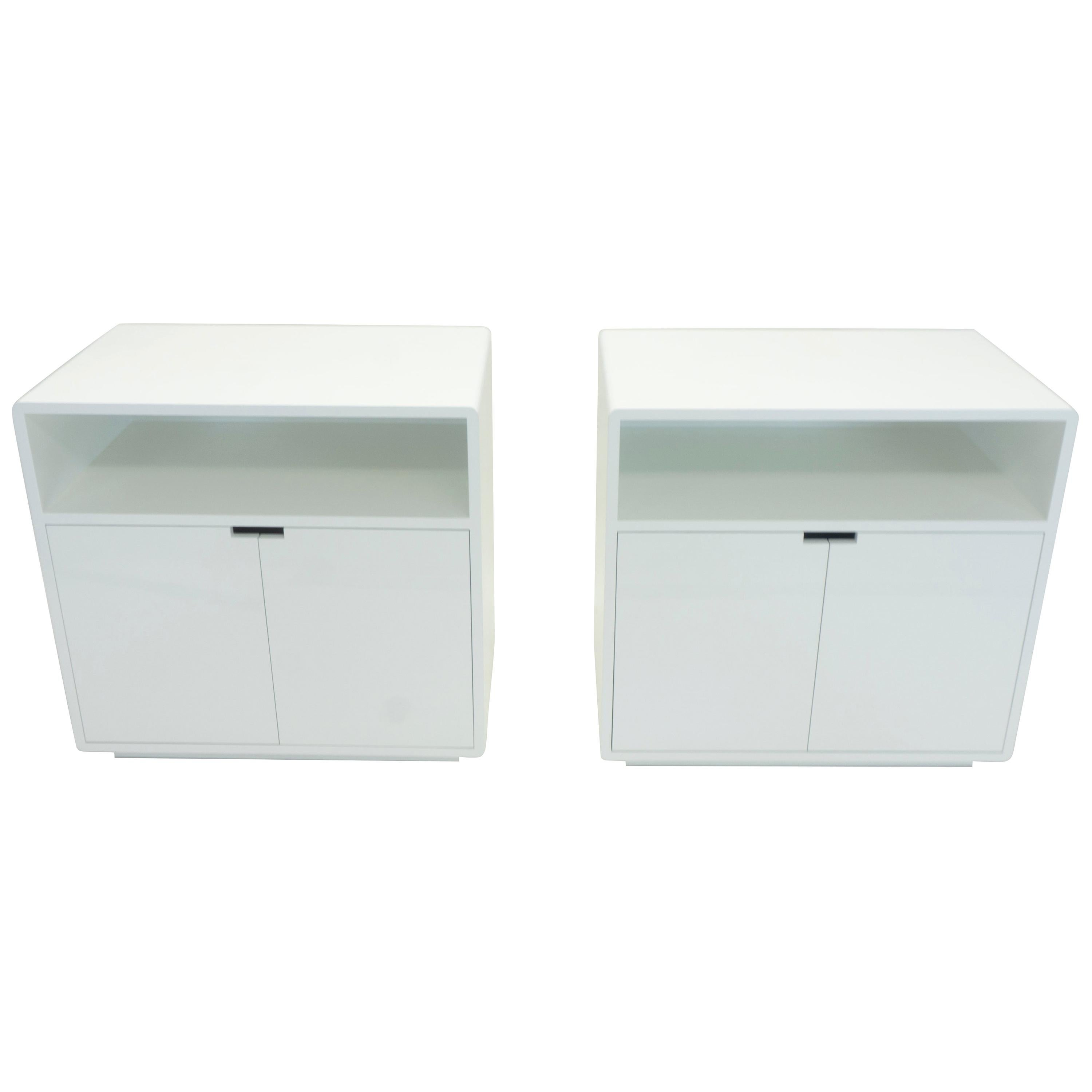 Modern Bedside Tables with Storage