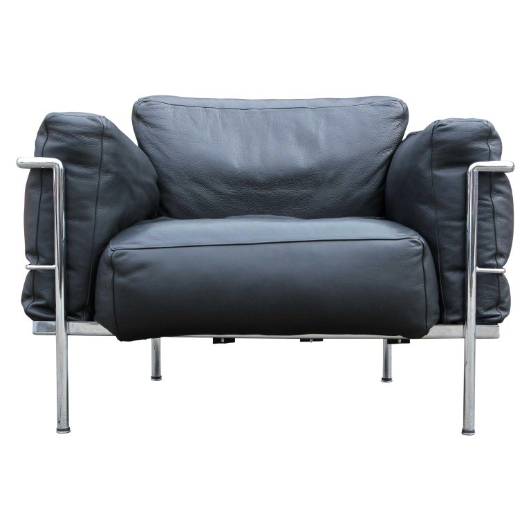 Moderne Lounge Stoel.Pierre Jeanneret Furniture Chairs Sofas Tables More 211 For