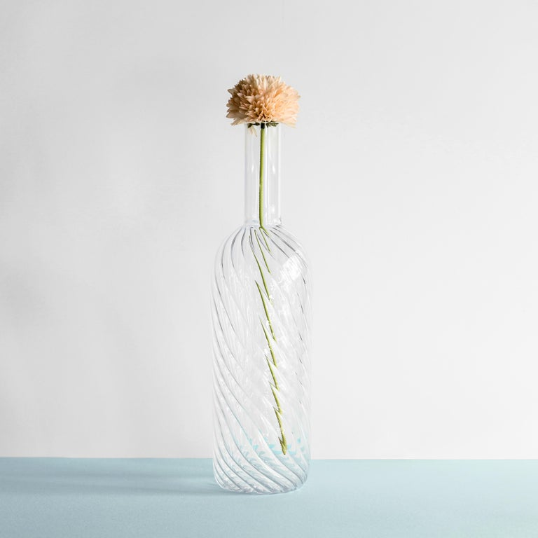 Contemporary Modern Blown Glass