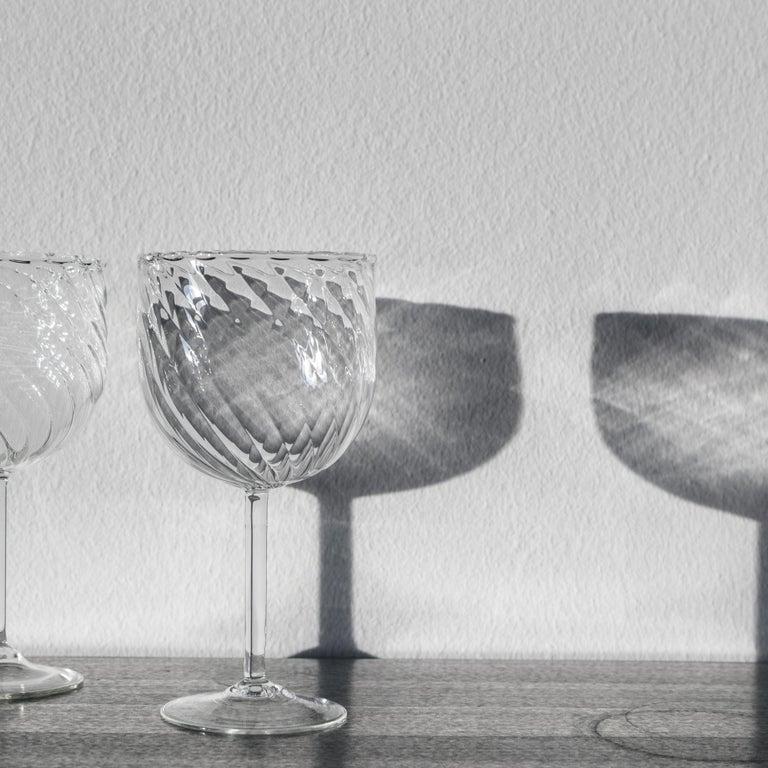Italian Modern Blown Glass
