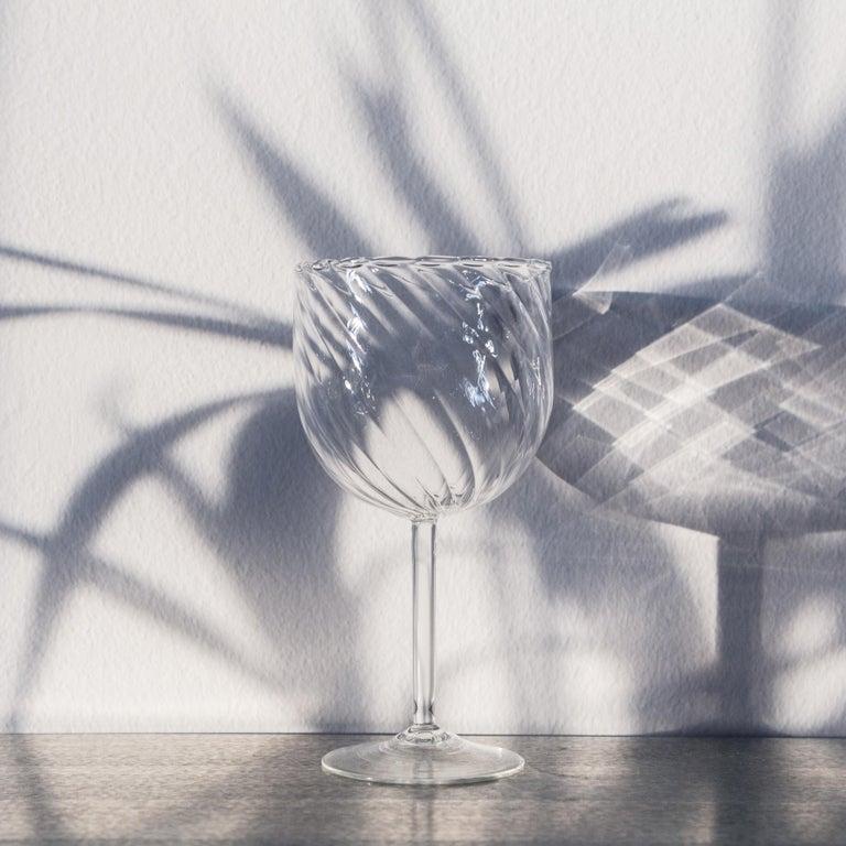Modern Blown Glass
