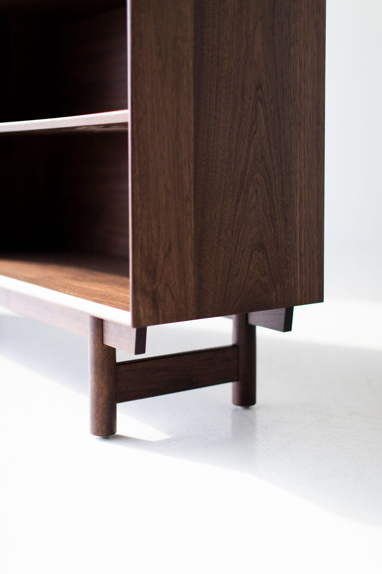 Modern Bookcase Cabinet The Peabody Collection For Sale 6