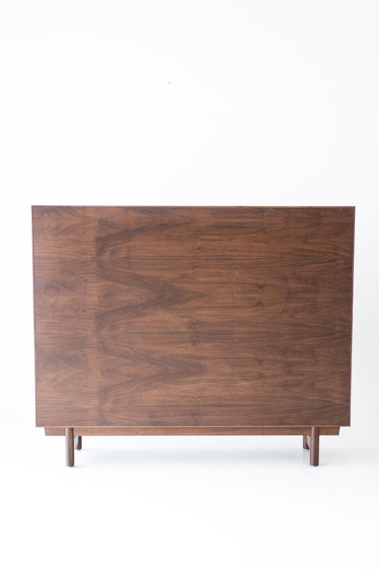 Modern Bookcase Cabinet The Peabody Collection For Sale 3
