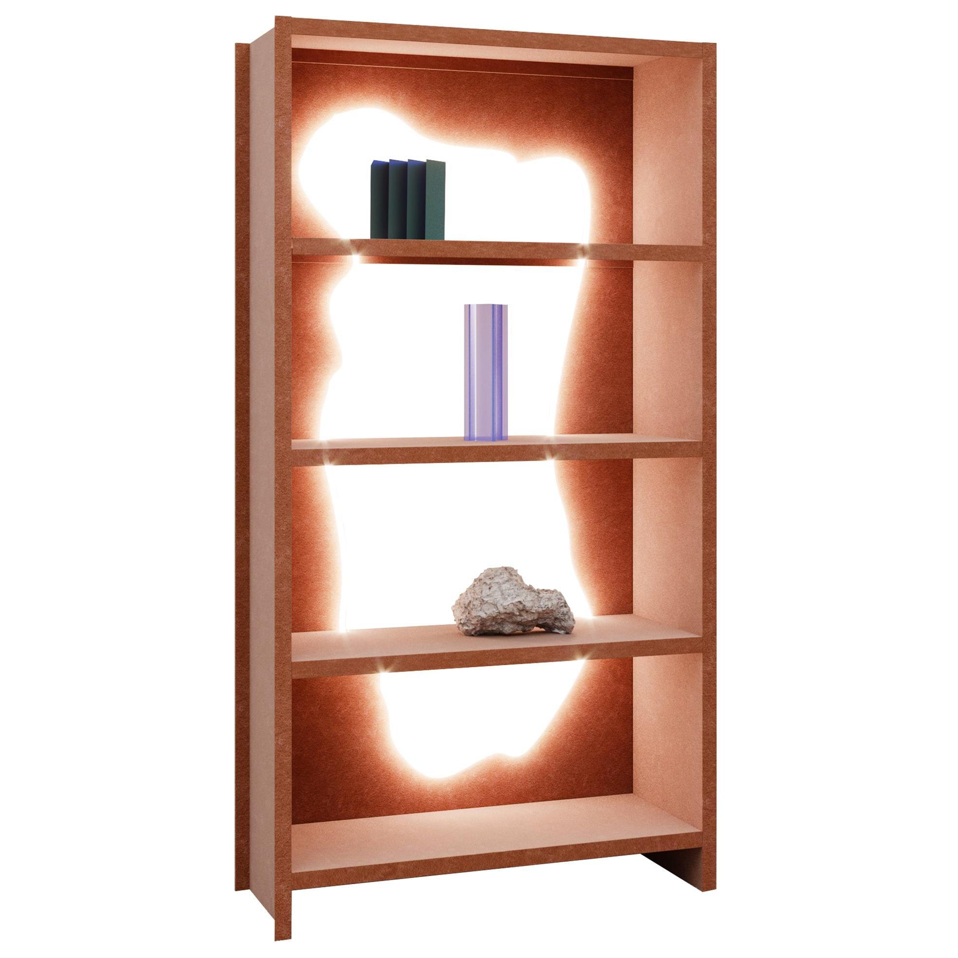 """Modern Bookcase from """"Fancy-Routine"""" Collection by Supaform"""