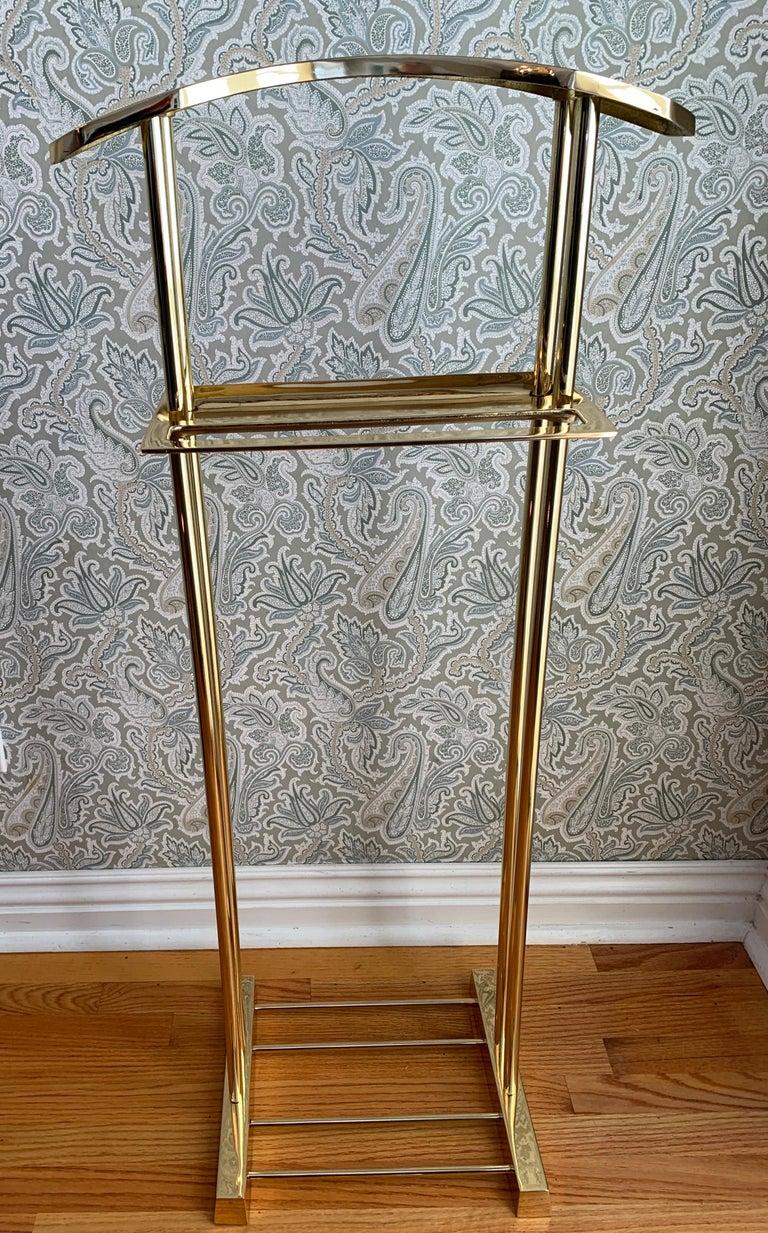 Modern Brass Valet For Sale 2