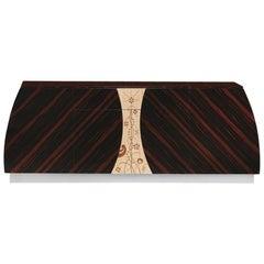 Modern by Giuseppe Carpanelli Cartesio Sideboard in Ebony