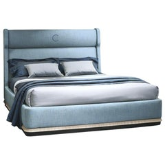 Modern by Giuseppe Carpanelli Galileo Padded Bed
