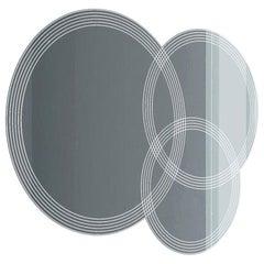 Modern by Giuseppe Carpanelli Iride 3 Circles Mirror