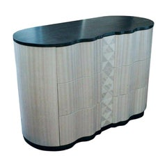 Modern by Giuseppe Carpanelli Mistral Chest of Drawers in Pama