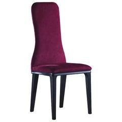 Modern by Giuseppe Carpanelli Otical Skin Padded Chair