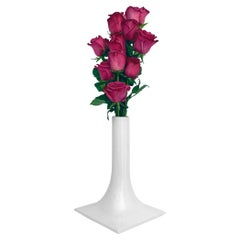 Modern Ceramic Vase, Centerpiece, Tablescape, USA Pandemic Design Studio
