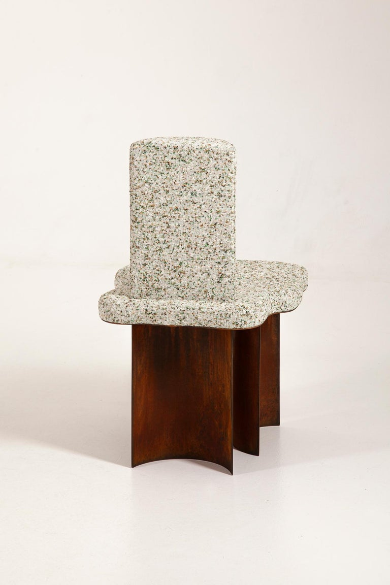 Steel Modern Chair from