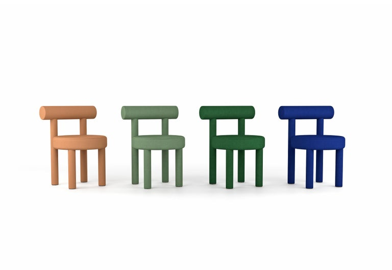 Modern Chair Gropius CS1 by Noom For Sale 4