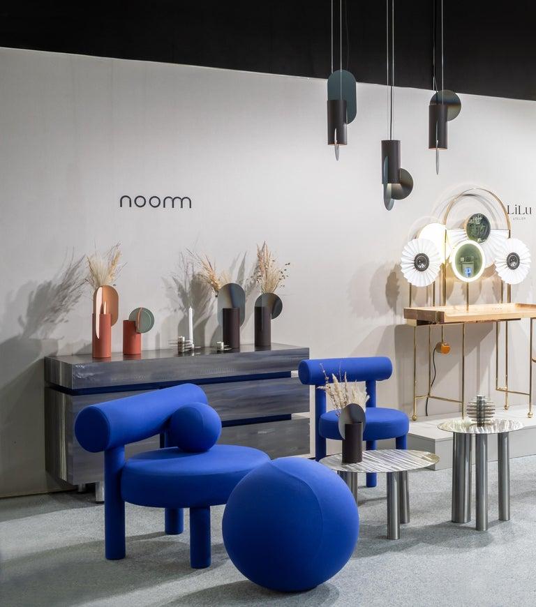 Ukrainian Modern Chair Gropius CS1 by Noom For Sale