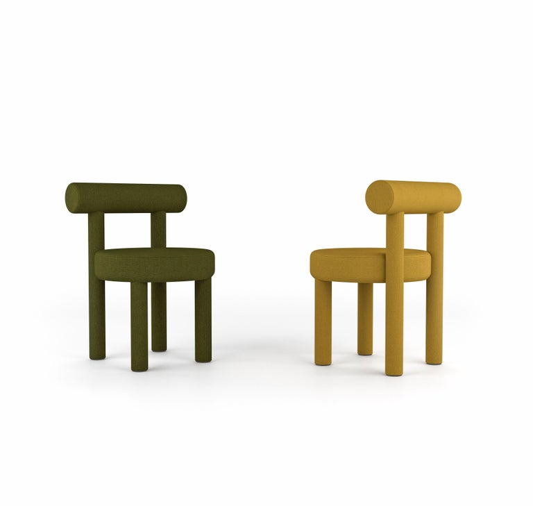 Contemporary Modern Chair Gropius CS1 by Noom For Sale