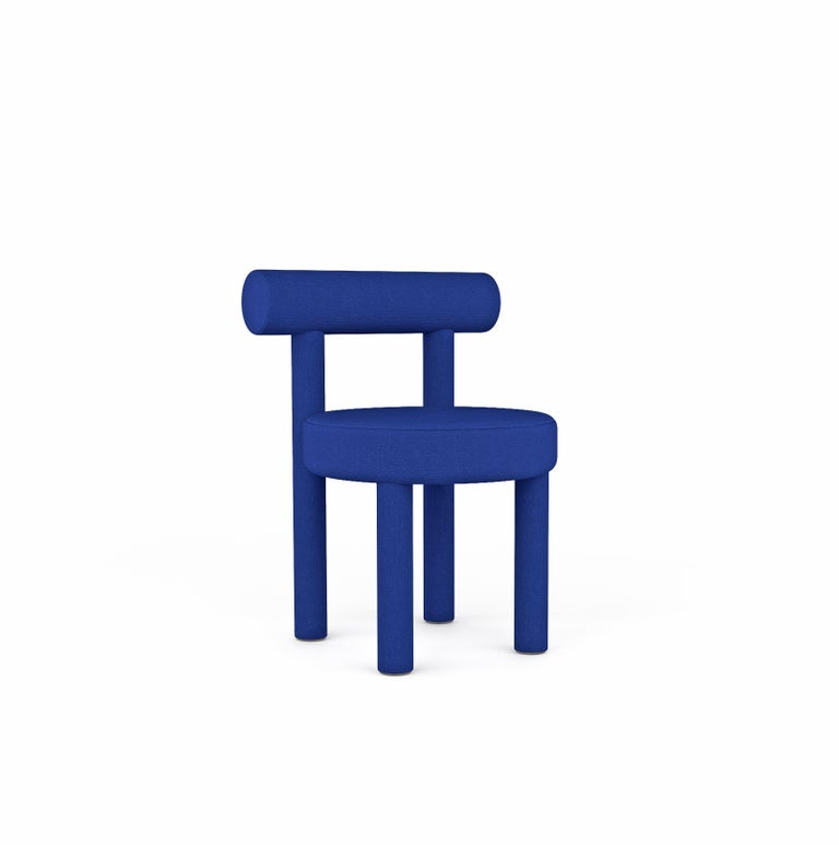 Fabric Modern Chair Gropius CS1 by Noom For Sale