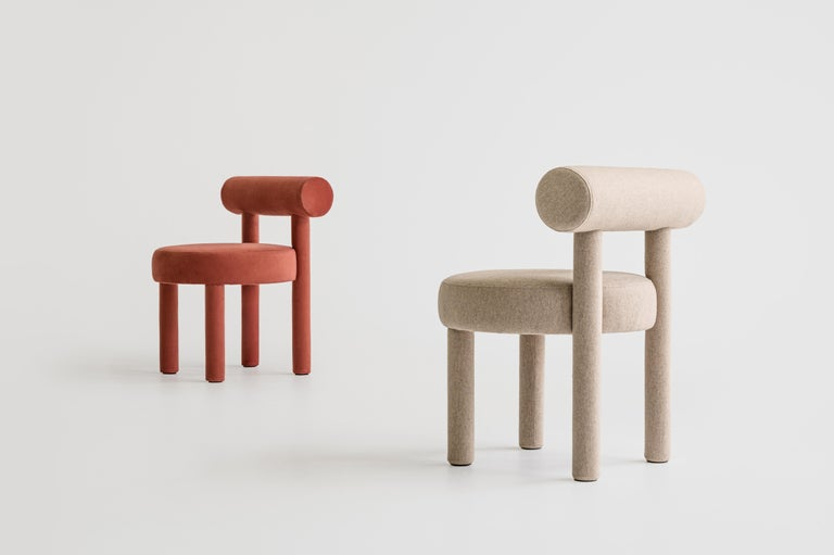 New Noom furniture collection is dedicated to the 100th anniversary of the founding of the Bauhaus School in Germany. Ideas of functionalism and conciseness, the combination of craft and art, buildings and objects formed by a composition of simple