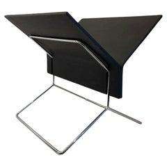 Modern Chrome Bookstand