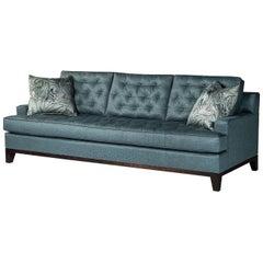 Modern Classic Tufted Sofa